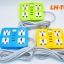 รางปลั๊กไฟ CKML รุ่น LH-T05U thumbnail 1