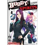 BUDDY SPIRITS คู่เหล็กพิชิตอาชญากล เล่ม 04