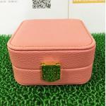 กล่องใส่เครื่องประดับรุ่นมินิ (สีชมพู)