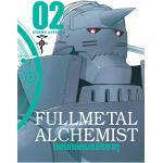 FULLMETAL ALCHEMIST แขนกลคนแปรธาตุ เล่ม 02