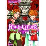 black clover ประกายไฟสีทองและดำ เล่ม 14