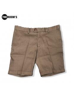 EXTRA SHORT กางเกงขาสั้น ผ้าลินนินญี่ปุ่น