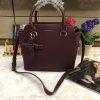 CHARLES & KIETH TRAPEZE BAG *สีแดงburgundy