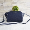 Charles & Keith Trapeze Sling Bag *ยีนส์