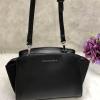 CHARLES & KEITH BAG *กระเป๋าสะพายข้างสีดำ