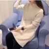 เสื้อกันหนาว เสื้อไหมพรมผู้หญิง ตัวยาวงานเกรดพรีเมี่ยม
