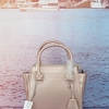 CHARLES & KEITH MINI CITY BAG-Pink gold