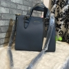 CHARLES & KEITH STRUCTURED HANDBAG *น้ำเงิน