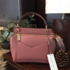 CHARLES & KEITH SMALL TOP HANDLE BAG *สีชมพู