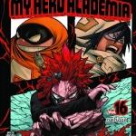 [แยกเล่ม] My Hero Academia เล่ม 1-16
