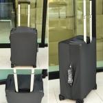 ผ้าคลุมกระเป๋าเดินทาง (Luggage Cover) รหัส 55
