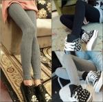 Legging กางเกงเลกกิ้งขายาว ผ้าเนื้อนุ่ม มี 3 สี
