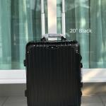 กระเป๋าเดินทางขนาด 20 นิ้ว รุ่น B1618 โครงอะลูมิเนียม วัสดุ ABS+PC (Cabin size)