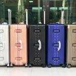 กระเป๋าเดินทางขนาด 28 นิ้ว รุ่น B1618 โครง อลูมิเนียม วัสดุ ABS+PC