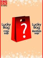 Lucky Bag (หนังสือเหมาะสำหรับผู้ชาย) ชุดละ 699