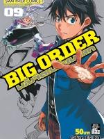 [แยกเล่ม] Big Order พลังจิตเปลี่ยนโลก เล่ม 1-9