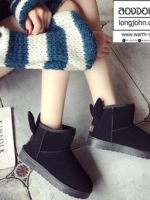 รองเท้าบูธกันหนาว สไตล์เกาหลี 3