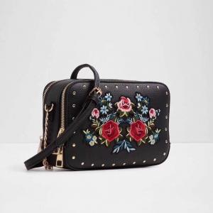Aldo Embroidery Crossbody Bag 2017