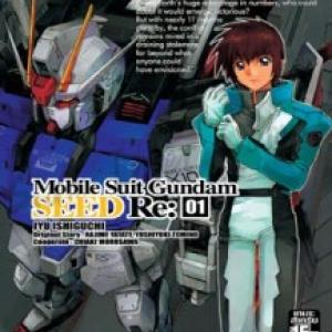 [แยกเล่ม] Mobile Suit Gundam seed : Re เล่ม 1-3