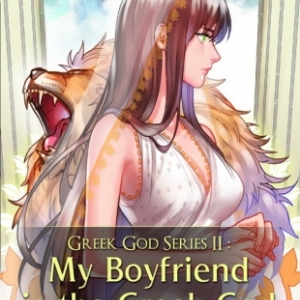 Greek God Series : My Boyfriend is the Greek god เล่ม 2