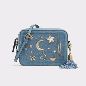 Aldo Shoulder Bag *สีน้ำเงินยีนส์