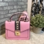 ALDO WHIPSTER BAG กระเป๋าหนัง PU ผ้ากริตเตอร์ปักมุก *สีชมพู thumbnail 2