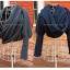 ผ้าพันคอไหมพรมสไตล์เกาหลี 2in1(เสื้อ&ผ้าพันคอ) thumbnail 5