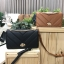MARCS QUILTED SHOULDER BAG WITH CHAIN *ดำ thumbnail 5