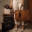 Zara trf leather tote bag *น้ำตาล thumbnail 2