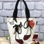 MIS ZAPATOS MINI TOTE BAG-ขาว thumbnail 1