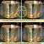 กระถางธูปจานรอง ทองเหลือง ขนาด 4 นิ้ว thumbnail 3