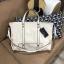 Zara trf leather tote bag thumbnail 1