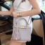 KEEP รุ่น Gasia hand bag with frink key *เทา thumbnail 5