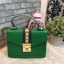 ALDO WHIPSTER BAG กระเป๋าหนัง PU ผ้ากริตเตอร์ปักมุก *สีเขียว thumbnail 2