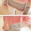 สเวตเตอร์ เสื้อกันหนาวผ้าไหมพรม แขนยาว สีชมพู thumbnail 5