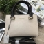 CHARLES & KEITH STRUCTURED TOP HAND BAG *สีครีมเบจ thumbnail 4