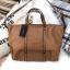 Zara trf leather tote bag *น้ำตาล thumbnail 1