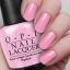 O.P.I Nail Lacquer #Suzi Shops & Island Hops