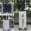 กระเป๋าเดินทางขนาด 25 นิ้ว รุ่นB1818 โครงอะลูมิเนียม อลูมิเนียม วัสดุ ABS+PC