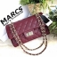MARCS WOMAN QUILTED CHAIN SHOULD BAG *สีแดง thumbnail 1