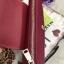Prada Primium gift กระเป๋าสะพายข้างหรือถอดสาย*สีแดง thumbnail 3