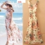 Maxi dress เดรสยาวชายหาด thumbnail 13