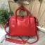CHARLES & KEITH DOUBLE ZIP STRUCTURED BAG *แดง thumbnail 1