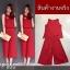 เซ็ตเสื้อกล้าม+กางเกง-แดง thumbnail 1