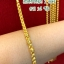 สร้อยข้อมือทองแท้ 96.5% หนัก 1 สลึง (3.8 กรัม)