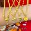 สร้อยคอพร้อมจี้ ทองคำแท้ 96.5% หนัก 2 สลึง (7.6 กรัม)