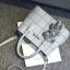 กระเป๋าสะพายข้างผู้หญิง Girl the grid black แถมหมี!! thumbnail 18