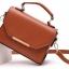 กระเป๋าสะพายข้างผู้หญิง PU Kelly (Deep ฺBlue ) thumbnail 2