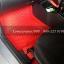 พรมรถยนต์ Mitsubishi attrage กระดุมแดง
