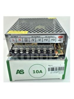 หม้อแปลง LED 12V 10A (อแดปเตอร์) LVC